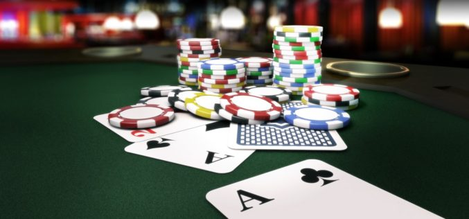 Online Poker Game for Fun and Money